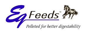 EQ Feeds, Pelleted for better digestability!
